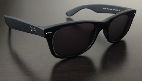 ray ban vue solaire